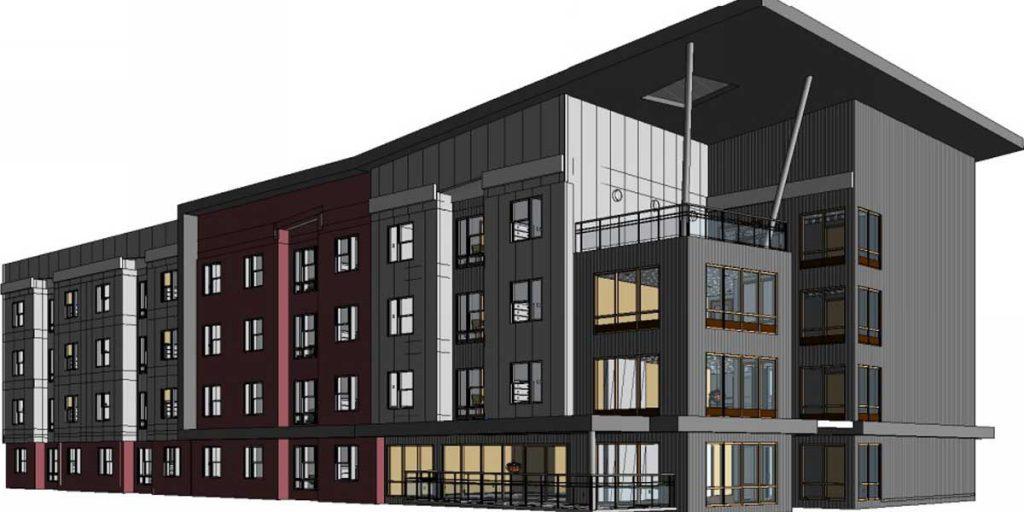 Epoch Clemson Apartments exterior