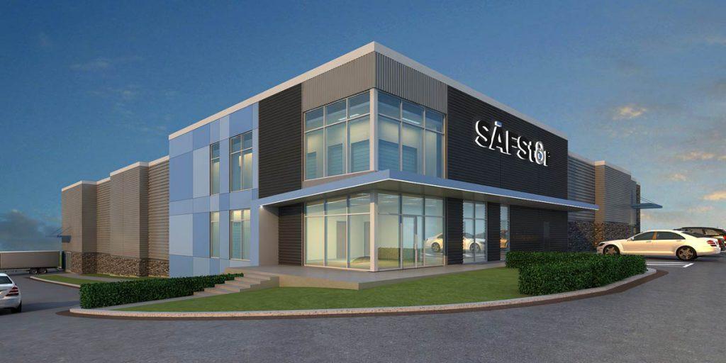 rendering of SAFStore Stafford